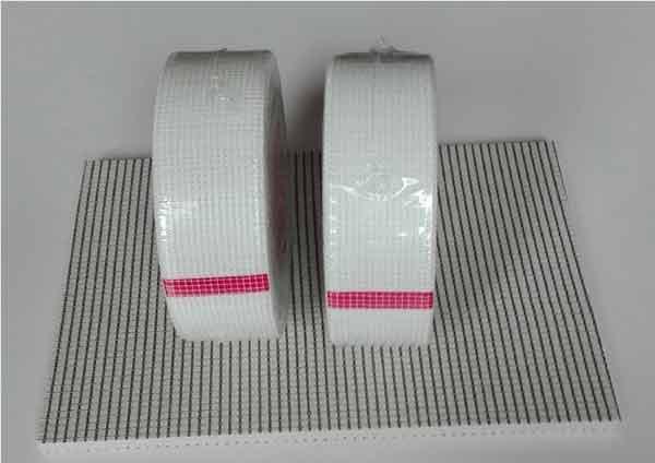 Fugenband 2 Stück 90m X 48mm Selbstklebend Glasfaser-Gewebeband Profi 180m