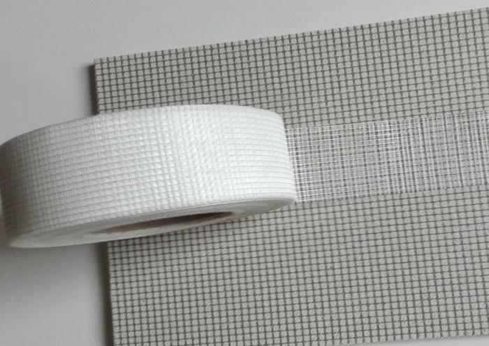 fugenband 90m x 48mm selbstklebend glasfaser gewebeband profi bauhammer24. Black Bedroom Furniture Sets. Home Design Ideas