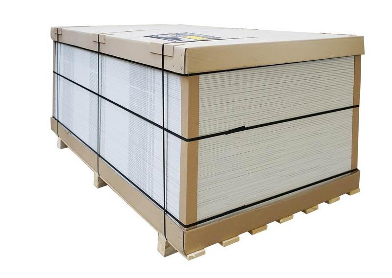 VeroBoard Rapid Leichtbauplatte 100 Stück 2400x1200x10mm 288m² Deutschlandweit Kostenlose Lieferung