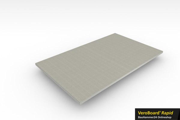 VeroBoard Rapid Leichtbauplatten 25 Stück 1200x800x10mm 24m²